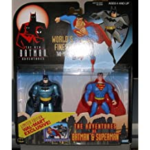 World's Finest 2pk the Adventures of Batman & Superman Exclusive