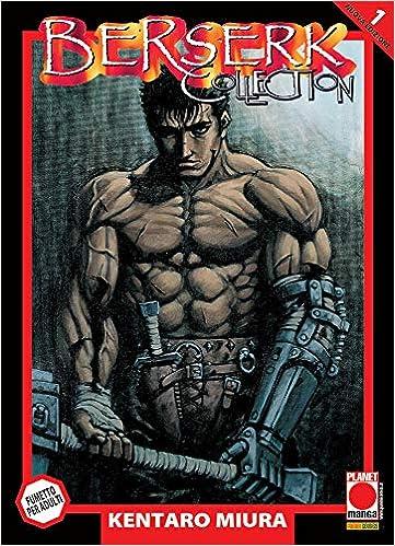 Berserk collection. serie nera: 1 (italiano) copertina flessibile 8891296562