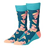 James Fiallo Mens 12-Pairs Funny Funky Crazy