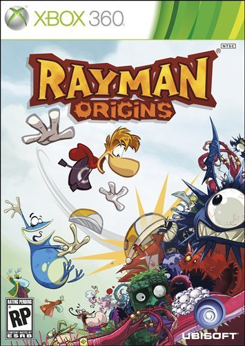 Rayman Origins - Xbox 360 by Microsoft