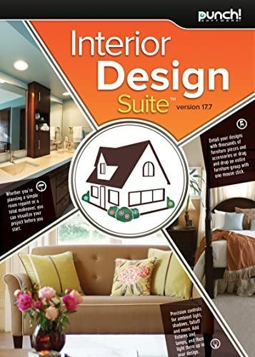 Amazon Com Punch Interior Design Suite V17 7 Download Software