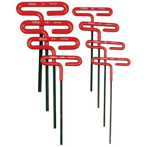 "Eklind531988-Piece 9"" Arm T-Handle Hex Key Set-9"" T-HANDLE HEX KEY (並行輸入品) B00063YMWI"