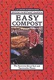 Easy Compost, Brooklyn Botanic Garden Botanists Staff, 1889538035