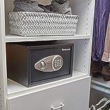 SentrySafe X055 Security Safe with Digital Keypad 0.58 Cubic Feet
