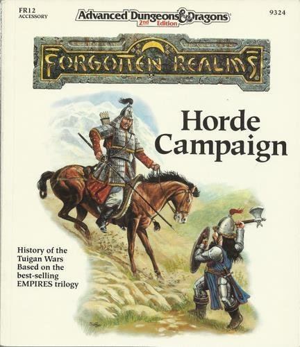 Horde Campaign (Forgotten Realms : Accessory)