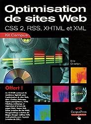 Améliorer son site Web : CSS - RSS - XML 2 - XHTML (CD-Rom)