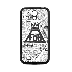 Galaxy S4 Cases- Case for Samsung Galaxy S4 SIV i9500- FOB Fall Out Boy S4 TPU Rubber Case