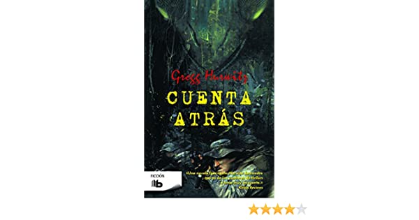 Cuenta atras (Spanish Edition): Gregg Andrew Hurwitz: 9788490701980: Amazon.com: Books