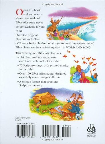 ReadnSee DVD Bible Narrated by Max Lucado Joni Erickson Tada Twila Paris Rebecca St James Roy Clark amp Others