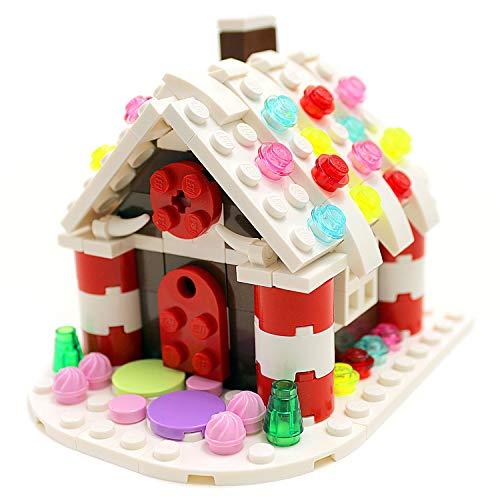 LEGO Custom Designed Gingerbread House
