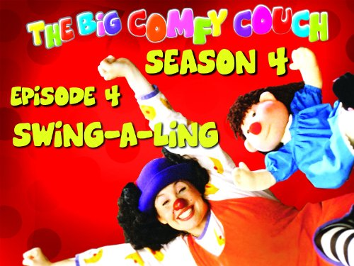 (The Big Comfy Couch - Season 4 Episode 4 -)