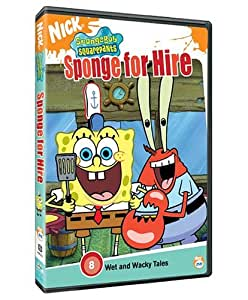 Spongebob Squarepants - Sponge for Hire