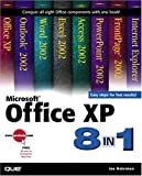 Microsoft Office XP, Joe Habraken, 0789725096