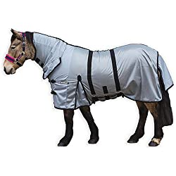 Loveson Fly Sheet Silver/Black 78