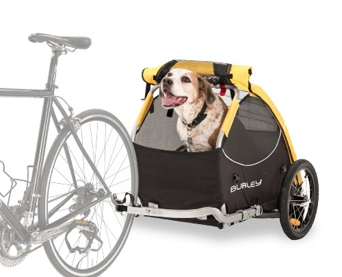Burley Design Tail Wagon Bike Trailer, - Burley Child Trailer