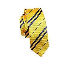 Harry Potter Tie Costume Accessory (Hufflepuff-yellow)