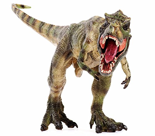 Tyrannosaurus Action Figure T-Rex TREX Toys Jurassic Park Dinosaur Large + GIFT - Velociraptor Costume Youtube