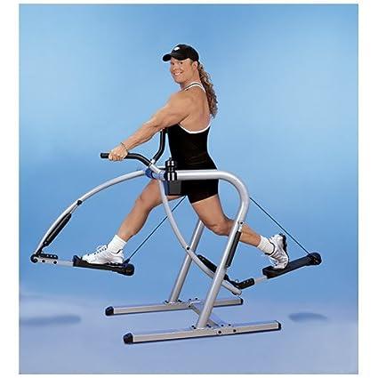 Gazelle Exercise Machine >> Amazon Com Gazelle Power Plus Elliptical Trainers Sports