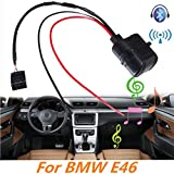 Bluetooth Module for BMW E46 CD SA 661/650 Radio Stereo Aux in Cable Adapter
