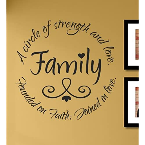 Vinyl Wall Decals Quotes Sayings Words Art Decor Lettering Vinyl Wall Art  Inspirational Uplifting