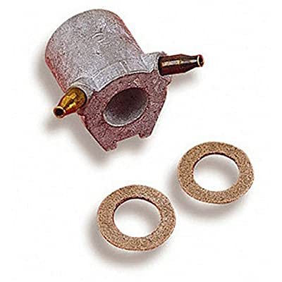 Holley 121-31 Accelerator Pump Discharge Nozzle - Pack of 2: Automotive