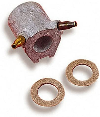 2 Holley 121-31 Carb Discharge Nozzle Tube Nozzle .031
