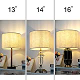 Wellmet AssemblyRequiredLampshade for Table