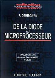 De la diode au microprocesseur
