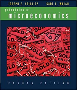 image for Principles of Microeconomics, Fourth Edition
