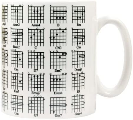Mugbug Guitar Chords Mug
