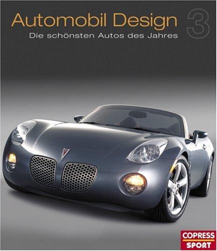 Automobil Design 3: Die schönsten Autos des Jahres