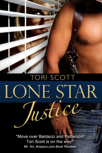 Book: Lone Star Justice by Tori Scott