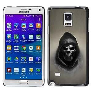 - Grim Reaper Skull Goth Death - - Monedero pared Design Premium cuero del tir???¡¯???€????€????????????&r