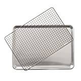 Nordic Ware Half Sheet with Oven Safe Nonstick