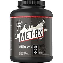 MET-Rx Natural Whey Vanilla, 5 pound
