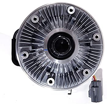 Electronic Radiator Cooling Fan Clutch for 2003-2009 Dodge Ram 2500/ 3500 6.7L 5.9L