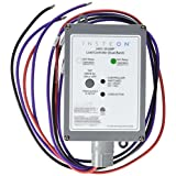 Insteon 2477SA2 Dual-Band 220V/240V 30-Amp Load Controller Normally Closed Relay, White
