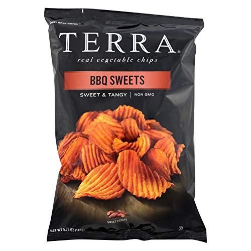 Terra Chips Chip Barbeque sweet Potato, 5.75 oz