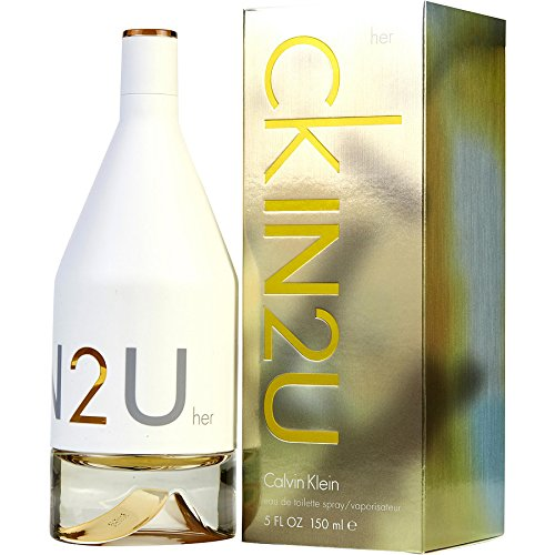 CK IN2U For her EDT Spray 5 OZ. - Escape 3.4 Ounce Edp
