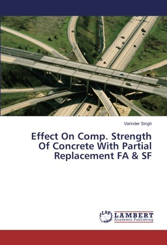 Effect On Comp. Strength Of Concrete With Partial Replacement FA & SF (Replacement Comp)