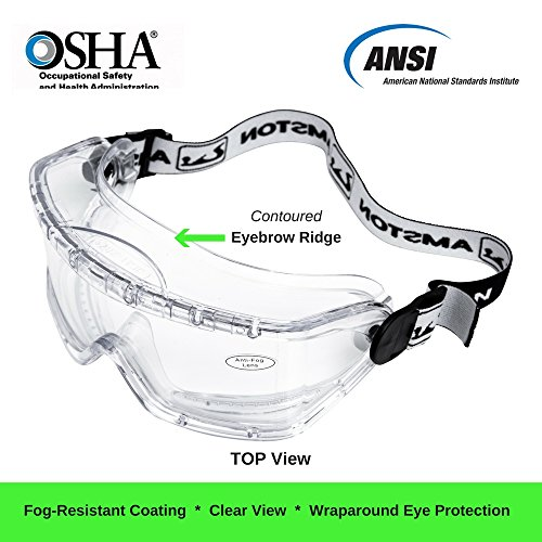 The 8 best safety goggles for construction