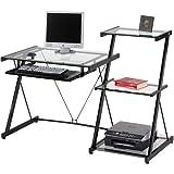 Studio Desk and Bookcase, Black + Expert Guide