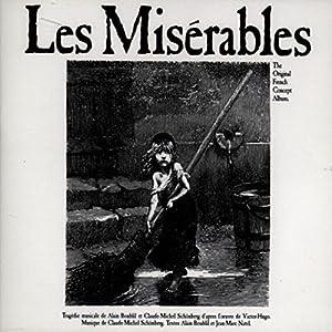 Les Misérables: Original French Concept Album: Amazon.co.uk: Music