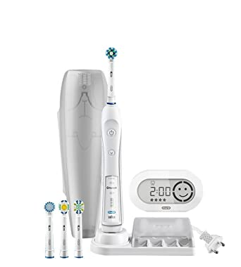 Oral B ob233 serie 6000 Smart PC Pro – Cepillo de dientes eléctrico con Bluetooth