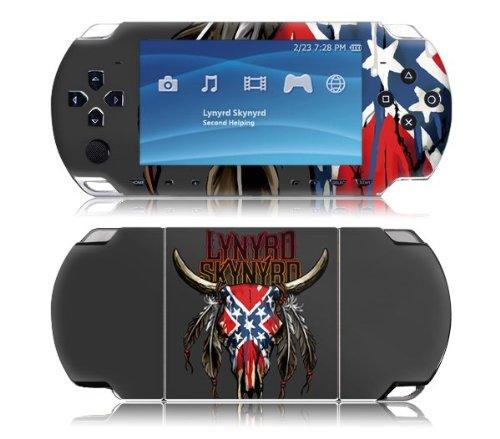 Zing Revolution MS-LS20014 Sony PSP Slim- Lynyrd Skynyrd- Bull (Lynyrd Skynyrd Bull Skin)