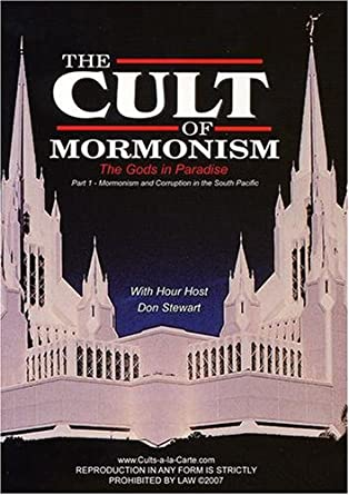 Mormonism and world domination — 13