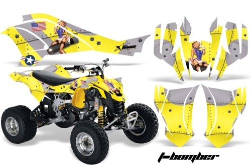 can am ds 450 graphics - 4