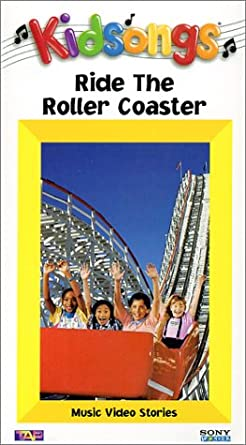Amazon Com Kidsongs Ride The Roller Coaster Vhs Kidsongs Movies