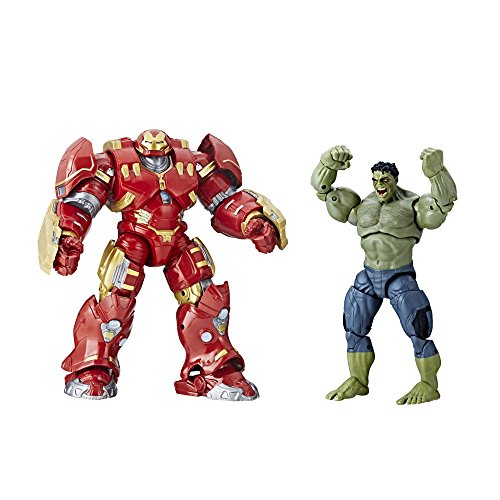 Marvel Studios: The First Ten Years Avengers: Age of Ultron Dark Hulk and Hulkbuster