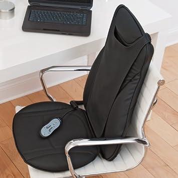 Merveilleux INeed Shiatsu Seat Topper With Heat